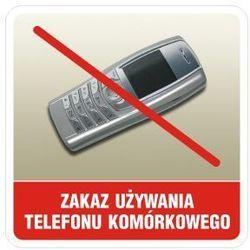 Zakaz używania telefonu komórkowego