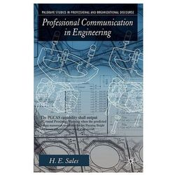 Professional Communication in Engineering