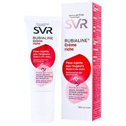 SVR RUBIALINE Krem RICHE do skóry suchej bardzo suchej skóra naczynkowa wrażliwa reaktywna naczynka