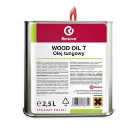 RENOVE WOOD OIL T OLEJ DO TARASÓW 2,5L