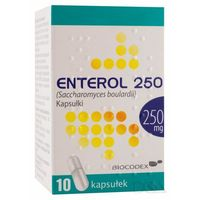 Enterol 250 10 kaps.
