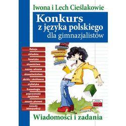 Konkurs z języka polskiego dla gimnazjalistów (opr. miękka)