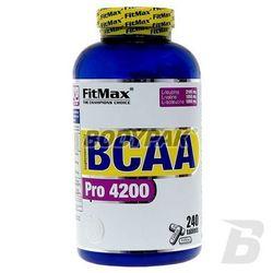 Fitmax BCAA Pro 4200 - 240 tabl
