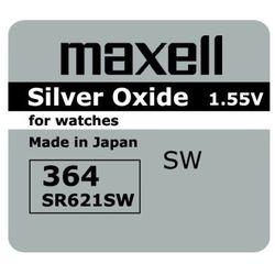 Bateria srebrowa Maxell SR621SW - 364