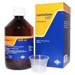 Lactulose-MIP syrop 9,75 g/15ml 500 ml