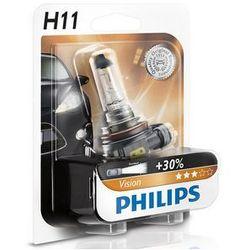 Żarówka Philips - H11 12V 55W PGJ19-2 Vision +30%