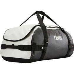 Thule Chasm L travel bag 90 L white/black Przy złożeniu zamówienia do godziny 16 ( od Pon. do Pt., wszystkie metody płatności z wyjątkiem przelewu bankowego), wysyłka odbędzie się tego samego dnia.