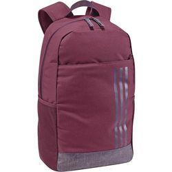 87b8048fde721 plecaki turystyczne sportowe adidas versatile block plecak bordowo ...