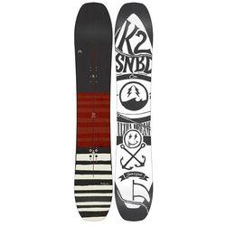 Snowboardy Ultra Dream + Lien FS Black L (TEST SNB) Czarny/Biały 161