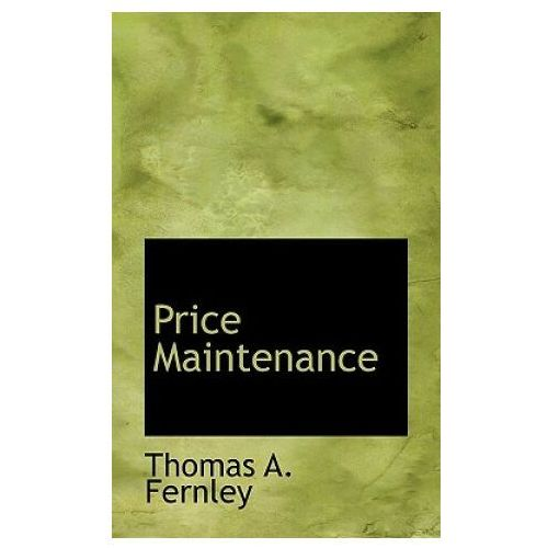 Price Maintenance