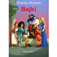 Bajki Kanon Lektur Charles Perrault - Praca zbiorowa