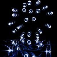 LAMPKI CHOINKOWE ZWISAJĄCE NA ZEWNĄTRZ 400 DIOD - 400 LED / 15 METRÓW