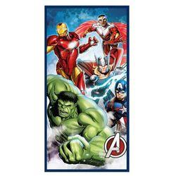 Ręcznik plażowy Hulk