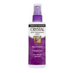 Naturalny dezodorant w sprayu bezzapachowy - Crystal