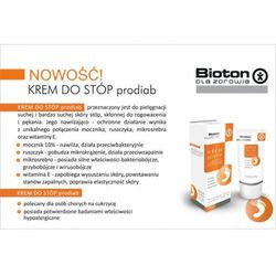 Krem do stóp 10% mocznika Prodiab 100ml