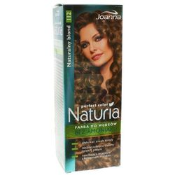 Joanna Naturia Perfect Color Farba do włosów bez amoniaku Naturalny Blond nr 112