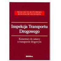 Inspekcja transportu drogowego WYPRZEDAŻ - Publikacje wydane przed 2011 rokiem z atrakcyjnymi RABATAMI 30-50%! Środki w stanie idealnym!