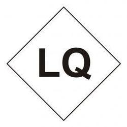 Oznakowanie przesyłek zawierających ograniczone ilości materiałów niebezpiecznych