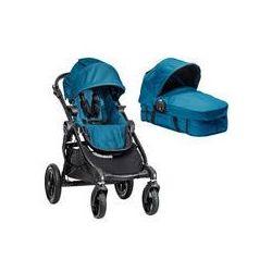 Wózek wielofunkcyjny 2w1 City Select Baby Jogger + GRATIS (teal)