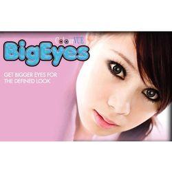 Kolorowe Soczewki ColourVue Biggest Eyes 15mm + płyn 360 ml