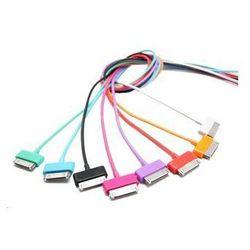 4world Kabel USB 2.0 do iPad / iPhone / iPod transfer/ładowanie 1.0m niebieski DARMOWA DOSTAWA DO 400 SALONÓW !!