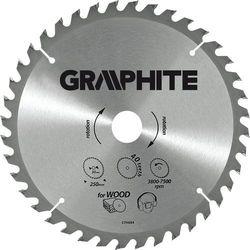 Tarcza do cięcia GRAPHITE 55H609 450 x 30 mm do pilarki widiowa + DARMOWY TRANSPORT!