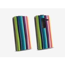 Flip Fantastic - LG Zero - futerał na telefon - sznurowadła
