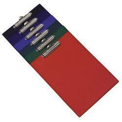 Clipboard deska z klipem, format A4, czarna