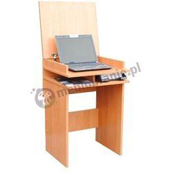 Młodzieżowe biurko komputerowe Bajt 2