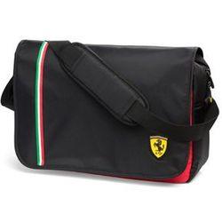 Torba Ferrari na laptopa Messenger black