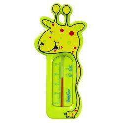 Termometr do kąpieli - żyrafa (zolty)