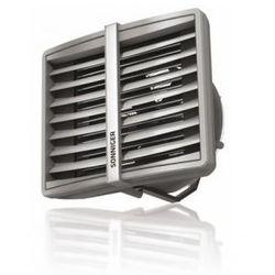 Nagrzewnica wodna powietrza Sonniger Heater R3 50-70 kW + konsola obrotowa + regulator prędkości