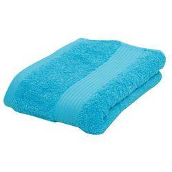 Gözze, ręcznik bawełniany, seria NEW YORK UNI, rozmiar 70x140cm, kol. turkusowy, nr 550-2118-5