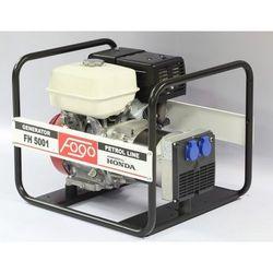 Agregat prądotwórczy Fogo FH 5001, Model - FH 5001 R