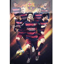 FC Barcelona Gwiazdy - plakat