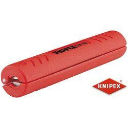 KNIPEX Narzędzie do ściągania izolacji z przewodów koncentrycznych (16 60 100 SB)