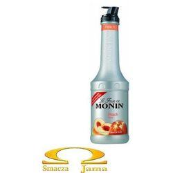 Puree Monin Peach- Brzoskwiniowy 1l