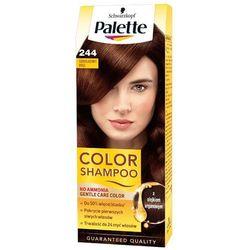 PALETTE Color Shampoo 244 Czekoladowy brąz Szampon koloryzujący