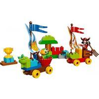 Lego DUPLO Plażowe wyścigi 10539