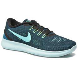 Buty sportowe Nike Wmns Nike Free Rn Damskie Zielone 100 dni na zwrot lub wymianę