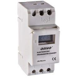 Elektroniczny programator czasowy na szynę ORNO