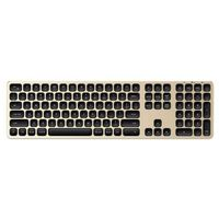 SATECHI ALUMINUM BLUETOOTH KEYBOARD Gold | iMac