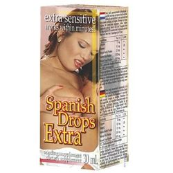 Krople miłości Spanish Drops Extra 30 ml 2727