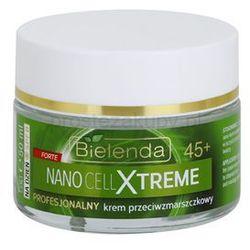 Bielenda Nano Cell Xtreme przeciwzmarszczkowy krem na dzień SPF 8 + do każdego zamówienia upominek.