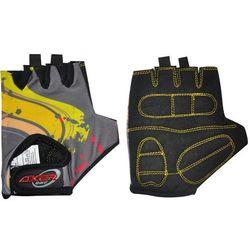 Rękawice rowerowe dziecięce AXER SPORT A0778 (rozmiar XXS)