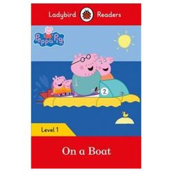Peppa Pig: On a Boat (opr. miękka)