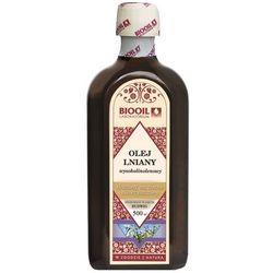 Olej lniany budwigowy 500ml - 500ml
