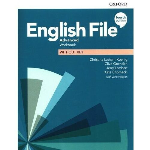 English File: Advanced: Workbook without Key (opr. broszurowa)