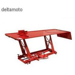 Podnośnik motocyklowy platformowy, hydrauliczny, 450kg