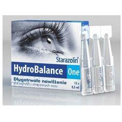 Starazolin HydroBalance One krople do oczu 12 jednorazowych pojemników po 0,5ml